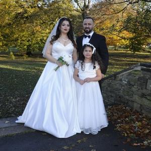 Sam & Shan wed