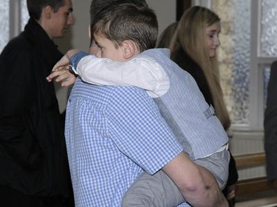 Finley & Ethan's Christening