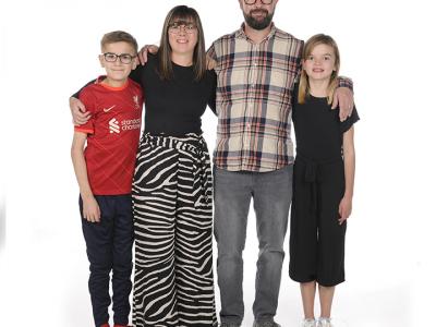 Helen Ambler & family